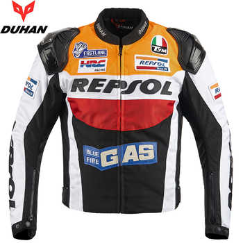 2019 NEW Motorcycle racing jacket Detachable lining jacket and motocross aluminum shoulder armor CE protective gear clothing - DISCOUNT ITEM  20% OFF All Category