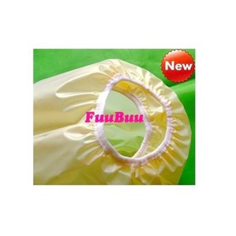 FUUBUU2217-White-S-1PCS защитные брюки/анти боковая утечка физиологические брюки недержания/старые подгузники