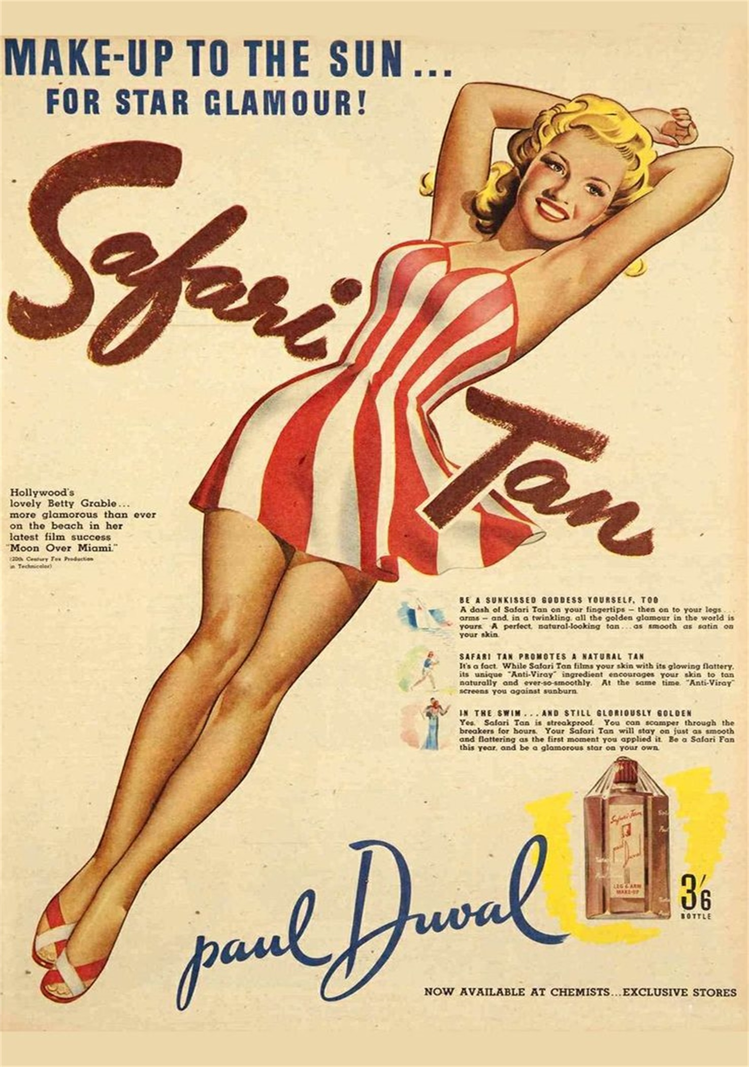 cd344564c Pop Sexy Underwear Vintage Pin up Girl Poster Classic Retro Kraft Canvas  Maps Wall Sticker Home Bar Posters DIY Decor Gift-in Wall Stickers from  Home ...