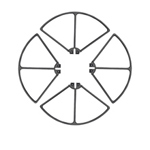 Syma Propellers blades frame for X8 X8C X8W X8G X8HW X8HG X8HC X8SW X8SC Drone spare parts blade Protection Quad copter Guard