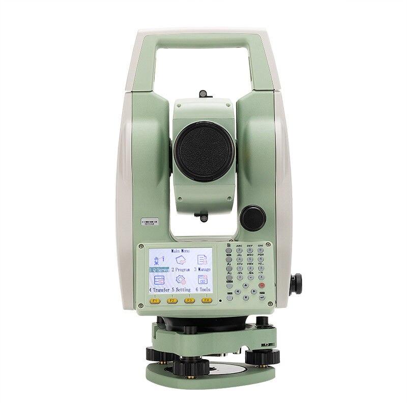 Nouveau LETER ATS-120A Couleur écran Réflecteur Station Totale avec Bluetooth