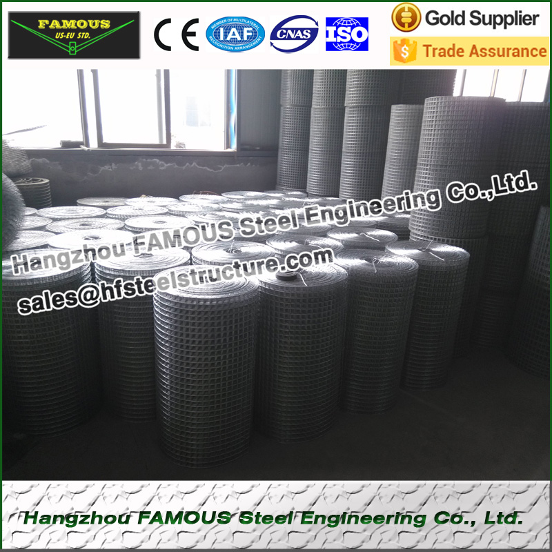 High Density 500E Reinforcing Steel Mesh With Seismic Capacity
