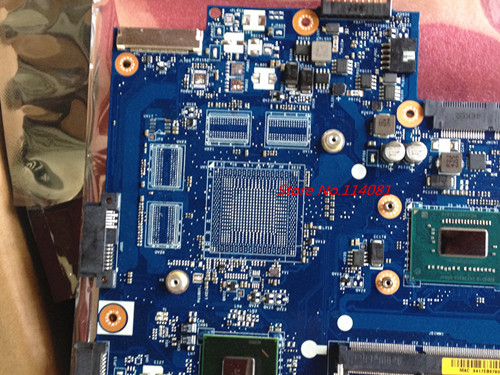 VAW00 LA-9101P Suitable For Dell 3521 motherboard 5521 Notebook motherboard I3 CPU