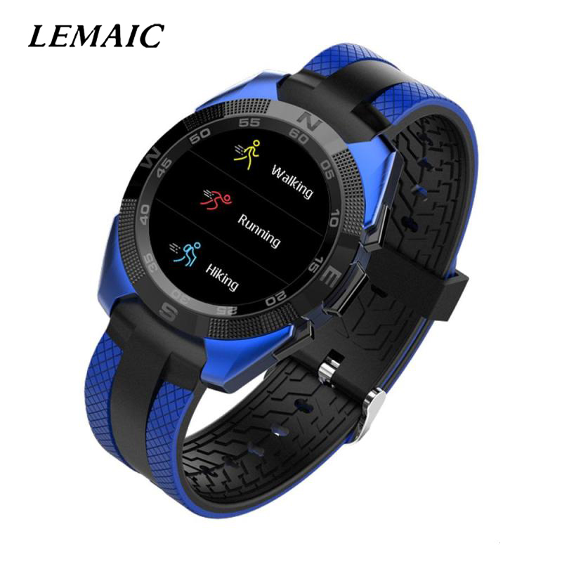 Smart Watch Men Women Waterproof Bluetooth Camera Smartwatch Pedometer Message Health Rate Fitness Sport Watches For Android IOS smart watch men women sports watches waterproof bluetooth smartwatch pedometer call reminder fitness track clock for android ios