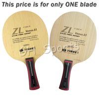 Galaxy Milky Way Yinhe V 3 ZL Venus 03 OFF+ Zylon Fiber Table Tennis Blade for Ping Pong Racket Bat Paddle Racquet Sports