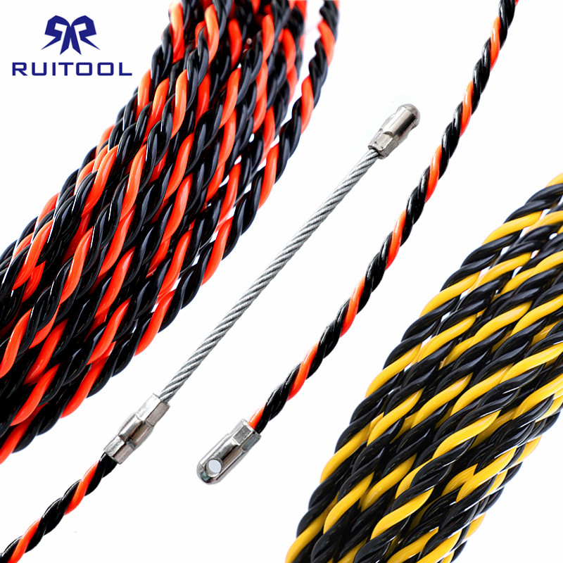 Electrician Threading Device 5/10/15/20/25/30/50M Cable Wire Puller Lead Network Electrical Wire Threader Construction Hand Tool
