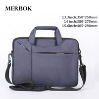 Multi Pockets Bag for MacBook Pro 13 15 Case for Xiaomi Air 13 Waterproof Laptop Case for Lenovo 14 Bag for MacBook Air 13