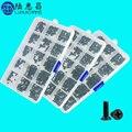 Pequenos parafusos do portátil micro chave de fenda conjunto caso computador montar reparação eletrônico mini digital mecânico parafuso kit m2 m2.5 m3