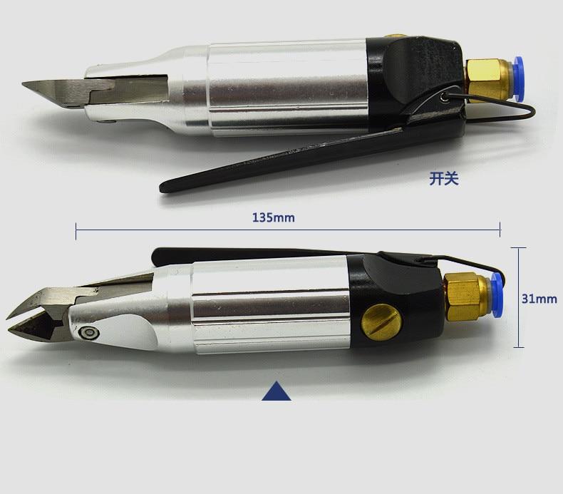 135 мм пневматический инструмент пневматические металлические ножницы для стрижки железа медная проволока электронные компоненты резак инструменты пневматические воздушные сепараторы