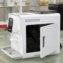 1.7l полностью автоматическая Кофе Maker Сенсорный экран cappucinno латте, эспрессо Кофе кафе машина