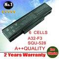 Bateria para F2F F2Hf F2J F3L F3M F3P A32-F3 SQU-528 SQU-524 A32-F3