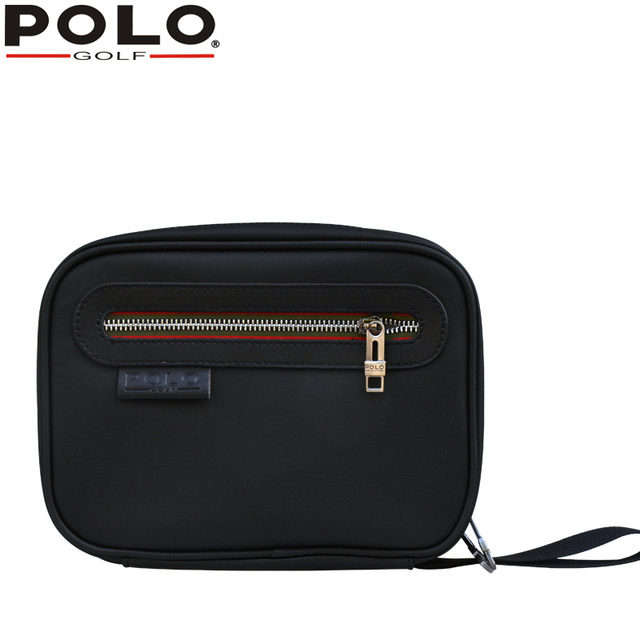 d520d46d55d4 Brand POLO New Men s Bag High Quality Clutch Purse Leisure Outdoor Mini  Waterproof Oxford Cloth Bag Men s Wallet Hand Bag
