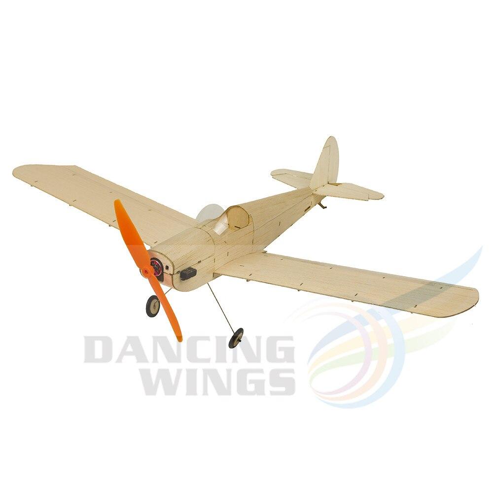 Micro Balsawood Airplane Model Spacewalker RC Plane for ...