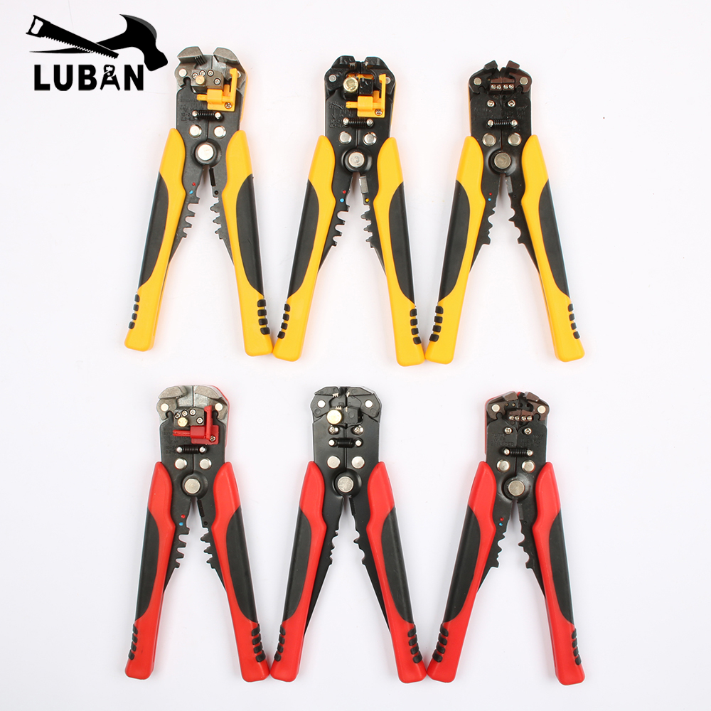 Wire Stripper Multi Tool Alicate Tools Cable Pliers Crimping Pliers Ferramentas Hand Tools Alicate Descascador