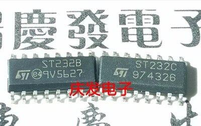 Бесплатная доставка ST232 ST232B ETC5067 ETC5067D UDN2916 UDN2916LB MAX241 MAX241ECWI PCF8574 PCF8574AT
