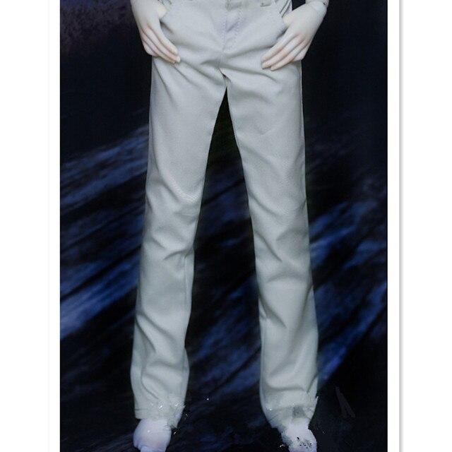 1/3 1/4 BJD Одежды Прямой Ноги Брюки Для Продажи, Fashion Doll Одежда Пепельный Цвет Брюки Аксессуары для Куклы хорошее Качество