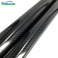 Car Styling 5D Carbon Fiber Vinyl Film High Glossy Warp Motorcycle Car Stickers Accessories Waterproof Automobiles