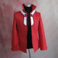 Anime Yu Gi Oh GX Yuki Judai Coat Cosplay Costume Tailor Made