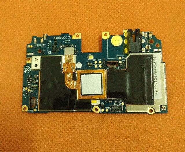 "Оригинал материнская плата 2 Г RAM + 16 Г ROM Материнская Плата для Koobee P1S Пепси P1S MTK6592 Octa Ядро 5.5 ""FHD Бесплатная доставка"