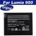 Real New Original Battery BV-T5E For Microsoft Lumia 950 RM-1106 RM-1104 RM-110 McLa 3000mAh Batterie Bateria Batteriej