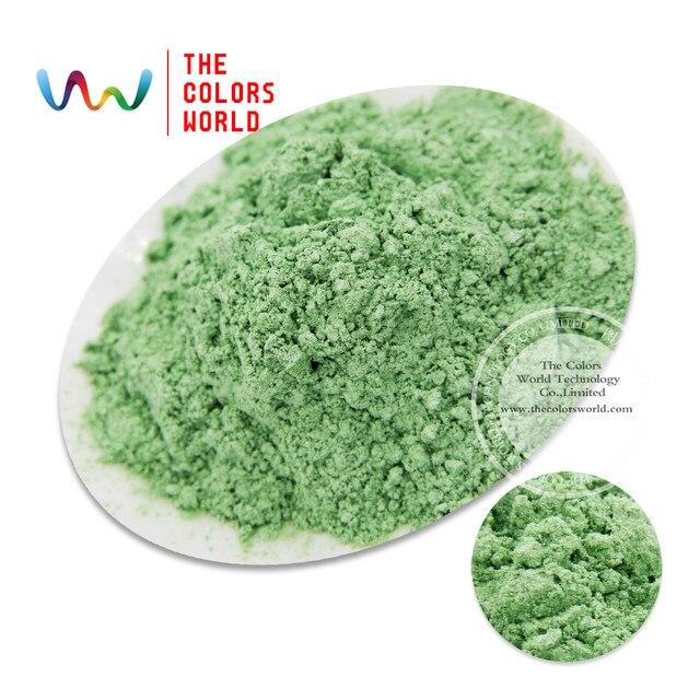 Tienda Online Tczg435 color verde manzana, pigmento nacarado lustre ...