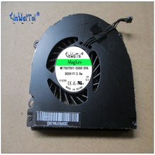 "New laptop cooling fan for Apple MacBook Pro 15"" A1286 MB470 MB471 MB985 MB986 CPU Fan MG62090V1-Q020-S99 SUNNON free shipping(China)"