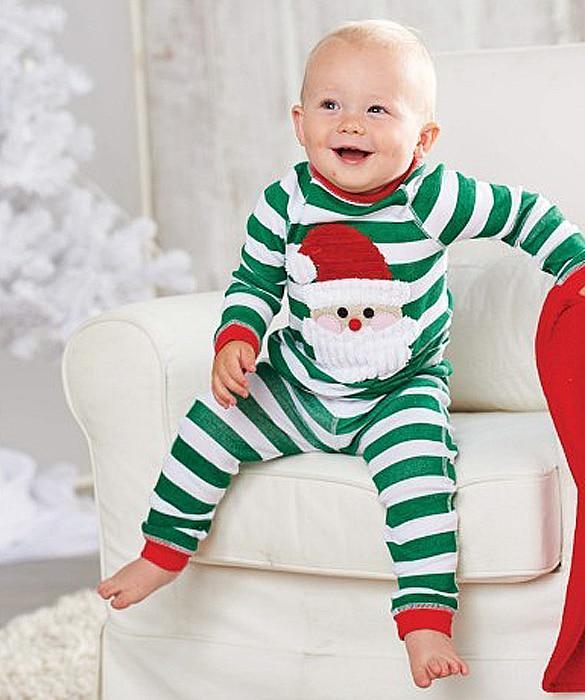 kleinkind weihnachten pyjamas beurteilungen online. Black Bedroom Furniture Sets. Home Design Ideas
