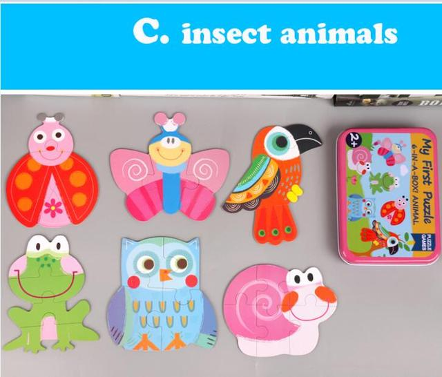 C insect animals Learning gifts for 2 year olds 5c64f56a1bb2d