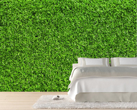 Modern Photo Wallpaper Grass Texture Natural Landscape Mural For Living Room Bedroom Sofa Background Wall PVC