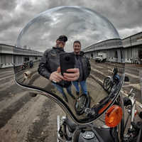 LDMET vintage motorcycle helmet jet capacetes de motociclista sliver chrome vespa cascos para moto cafe racer mirror