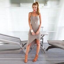 Nice Nice Europe Hip Slim Sleeveless Shirt Suspenders Sexy Intimate Club Dress woMen Clothing