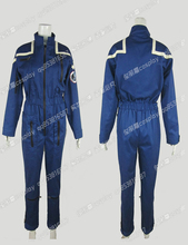 Movie Coser-5 High Quality Tailored Movie Cosplay Costume Star Trek Cosplay Costume Cosplay Uniform