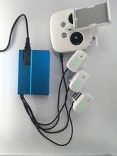Новый 4 в 1 Липо Зарядное Устройство для DJI Phantom 3 RC Горючего Lipo Батареи и Передатчика