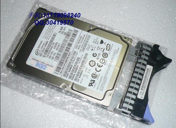 3 года гарантии 100% Новый и оригинальный 73 ГБ 15 К SAS 3.5 43X0853 43X0855