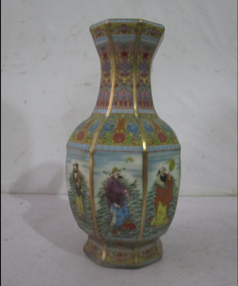 Rare chinese qing dynasty yong zheng ceramic vasewith a mark rare chinese qing dynasty yong zheng ceramic vasewith a mark on the bottomantique ceramic vases painting 8 immortals in vases from home garden on reviewsmspy