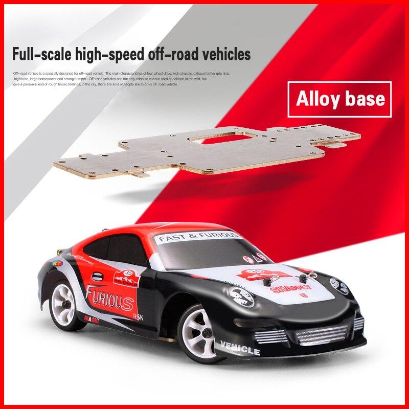 WLToys 4WD RC voiture K969 1:28 4CH hors route SUV 2.4GHz haute vitesse monstre 30 KM/h RC Buggy Rock Rover voitures de course pour les garçons
