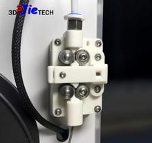 Belted Dual Stick zwei rad Starke und Stille Bowden Extruder kit für DIY Reprap UM ultimaker 3D drucker teile