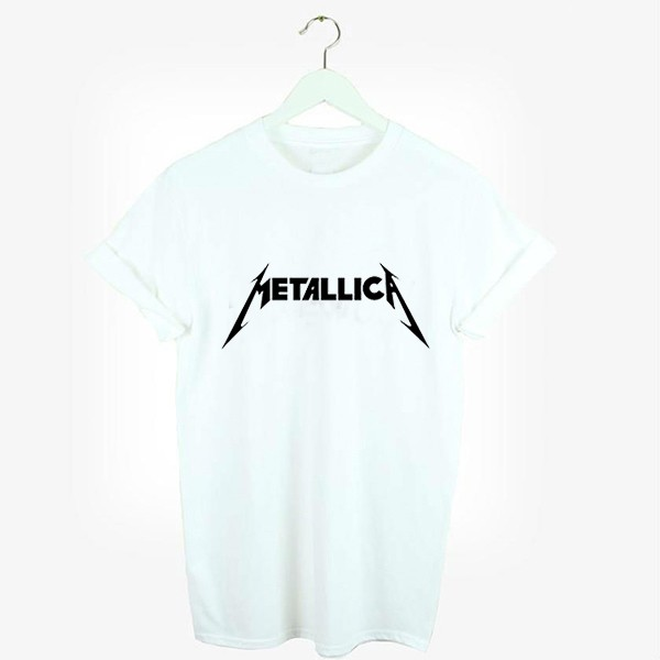 Metallica black t shirt 12