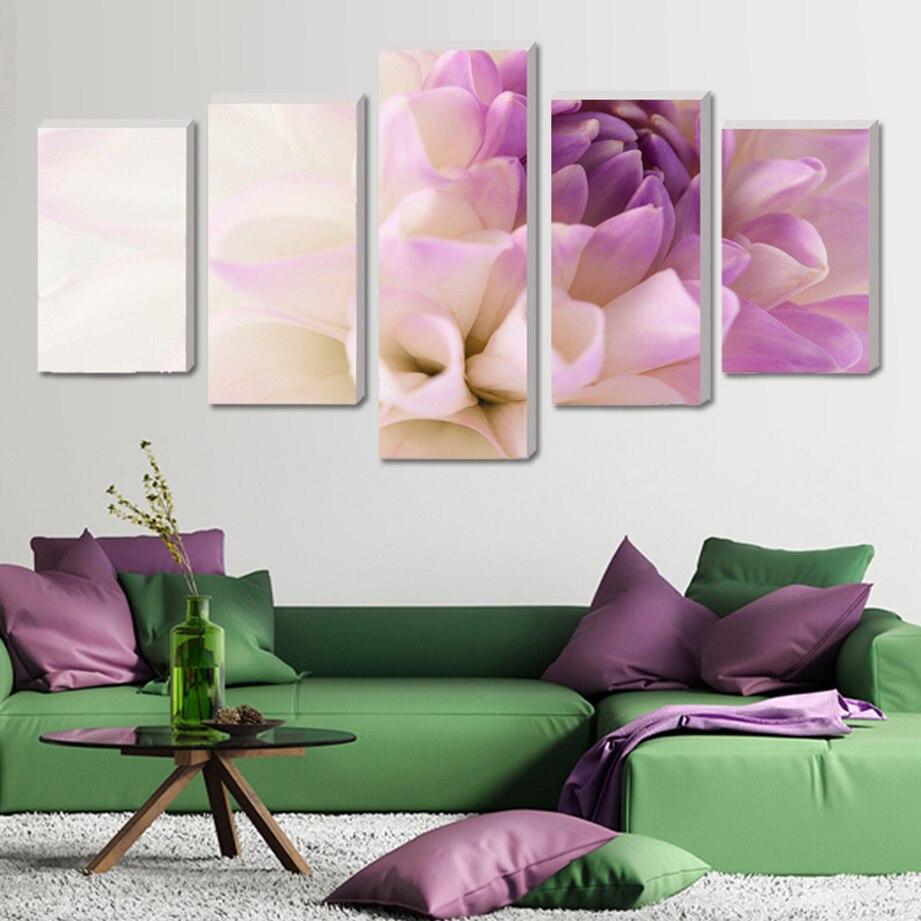 ᑐ(Sin marco) sala de estar módulo cuadro cartel lienzo arte ...