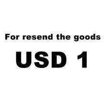 Için resend mal veya nakliye ücretleri