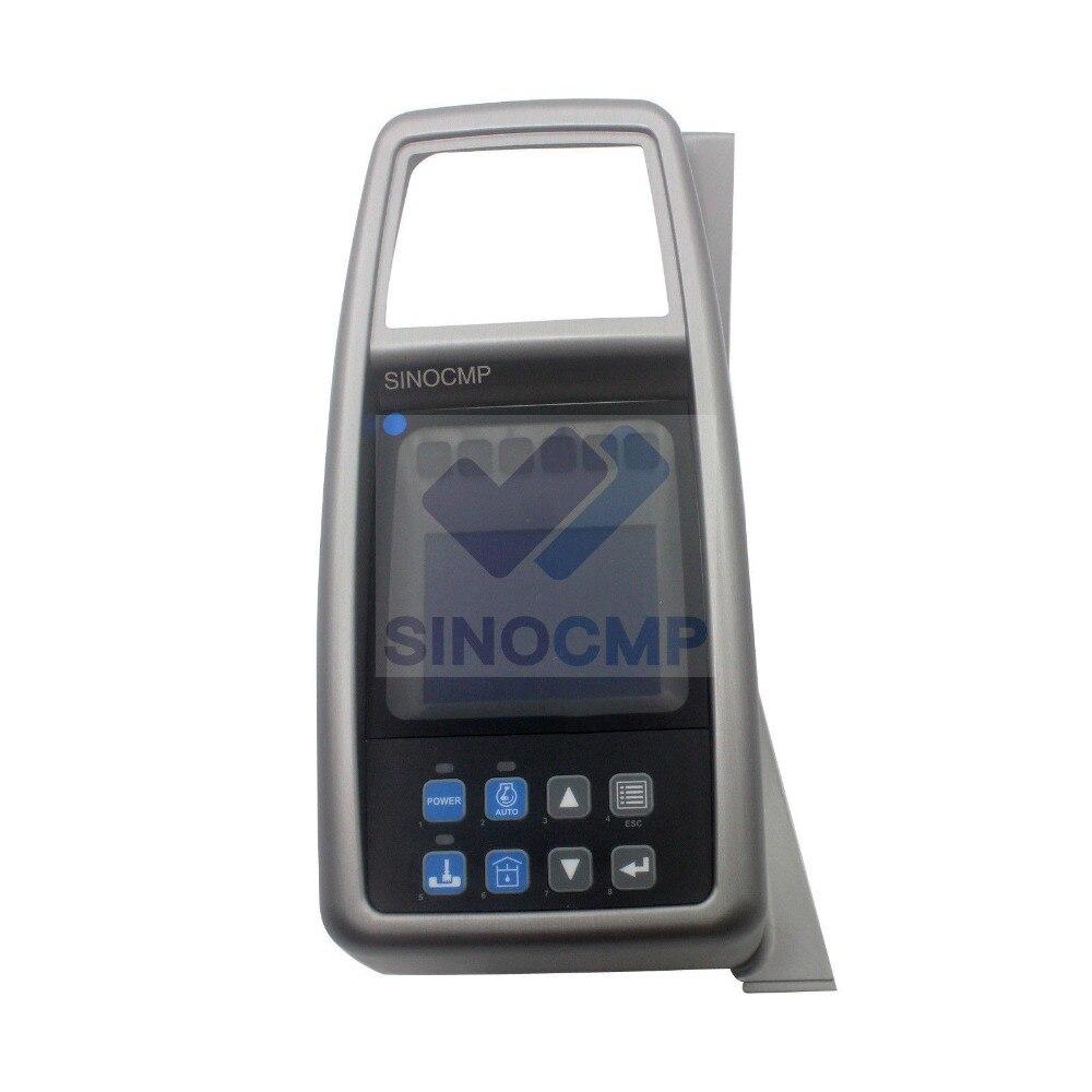DX300LC panneau de jauge LCD 539-00076B 539-00076 pour pelle Doosan Daewoo, garantie 1 anDX300LC panneau de jauge LCD 539-00076B 539-00076 pour pelle Doosan Daewoo, garantie 1 an