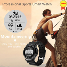 GPS Smart Band Heart Rate Monitor Fitness Bracelet IP67 Waterproof sports Watch Blood Pressure 60days standby Tracker