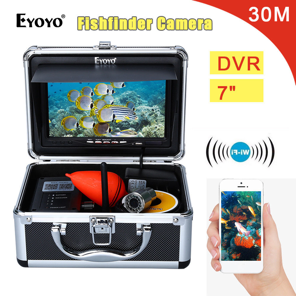 EYOYO Fish Finder 7