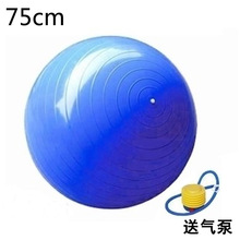 75cm Yoga Fitness Buttock Ball Pilates Body Building Bottom Ball Figure Slim Weight Lose Exercise Training Yoga Ball