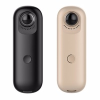 720 Degree Panoramic Camera HD Dual Wide Lens Video Camera For Android For IOS Wireless VR