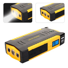 Multifunctional 12000-18000mAh Jump Starter Car Battery Power Bank Emergency Auto Booster Pack Vehicle Jump Starter Hot Selling
