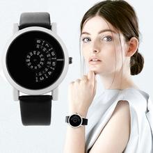 Luksusowe zegarki kwarcowe dla par kreatywne zegarki sportowe Casual zegarki zegarki damskie męskie zegarki erkek kol saati prosty zegarek tanie tanio waknoer QUARTZ Skóra wdrażania wiadro STAINLESS STEEL Nie wodoodporne Moda casual 40mm 20cm Szkło 10mm ROUND Brak WAT1998