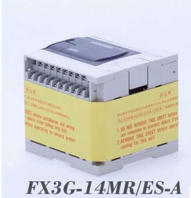 Nieuwe Originele FX3G 40MR/ES A 14MR/14MT/24MR/24MT/40MT/60MT/60MR/DS FX3G PLC Module