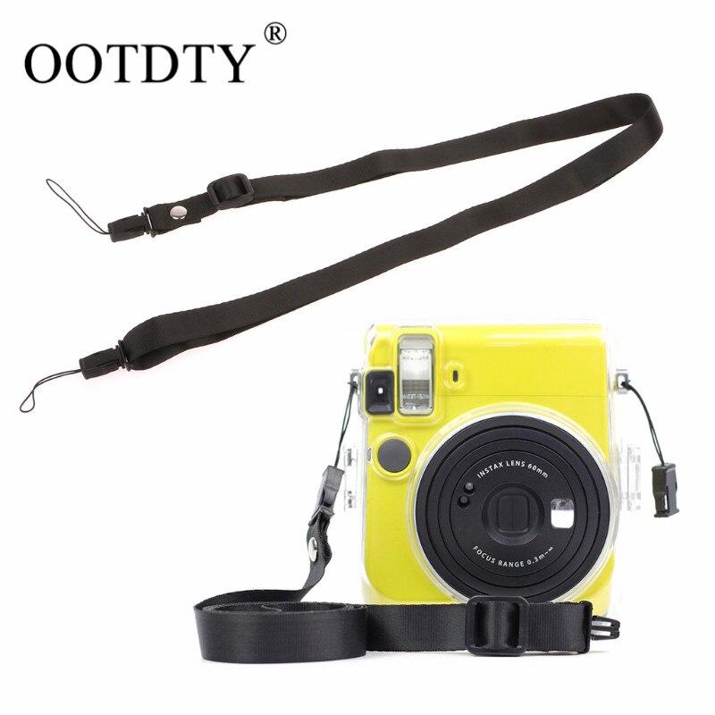 Universal Neck Shoulder Strap Belt Band for Polaroid Fujifilm Fuji Instax Mini 90 70 50 25 7S 9 8 8 Instant Print Camera
