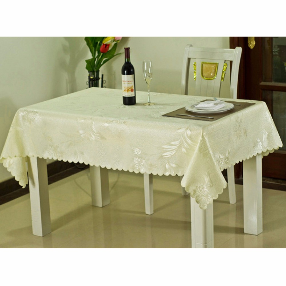 online get cheap polyester table linens aliexpress com alibaba
